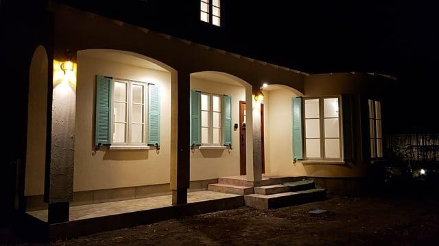輸入住宅の別荘 那須高原